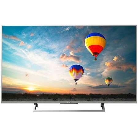 Televizor Sony LED Smart TV KD-49 XE8077 Ultra HD 4K 124cm Silver