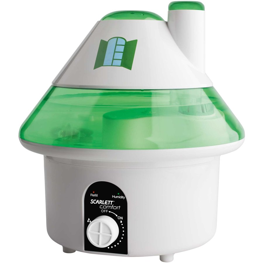 Umidificator SC-AH986M06 30W 4.5 litri Alb / Verde thumbnail