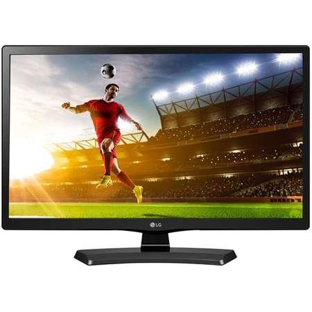Televizor LG LED 24 MT48DG 61cm HD Ready Black