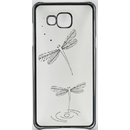 Husa Protectie Spate Tellur Dragon Fly Black pentru Samsung Galaxy A5 2016