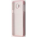 Horizontal Stripes Rose pentru Samsung Galaxy A3 2016
