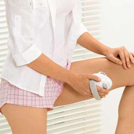 Aparat masaj anticelulitic eficient pentru tesutul conjunctiv Beurer CM50 2 trepte Alb