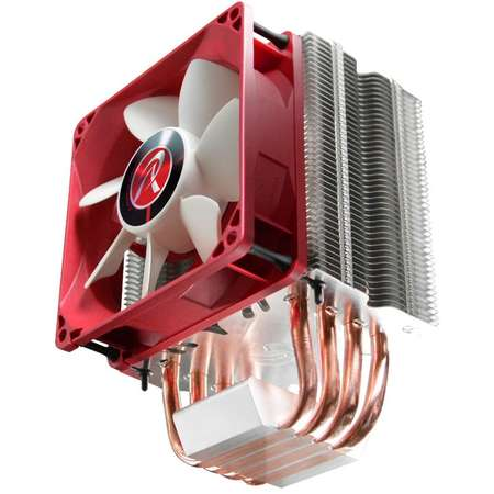 RAIJINTEK AIDOS Direct Contact Red