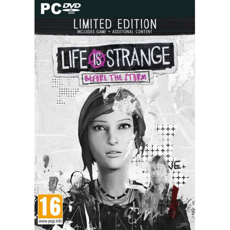 Joc PC Square Enix Ltd Life is Strange Before the Storm Limited Edition