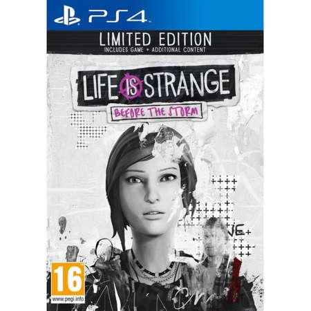 Joc consola Square Enix Ltd Life is Strange Before the Storm Limited Edition PS4