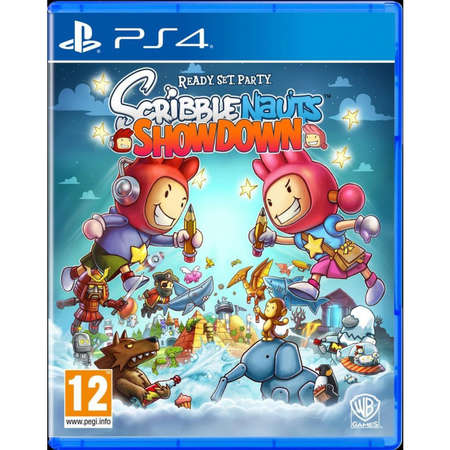 Joc consola Warner Bros Entertainment SCRIBBLENAUTS SHOWDOWN PS4