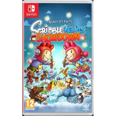 Joc consola Warner Bros Entertainment SCRIBBLENAUTS SHOWDOWN Nintendo Switch