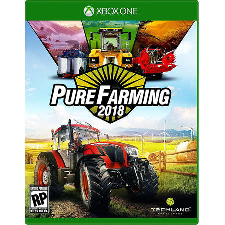 Joc consola Techland PURE FARMING 18 Xbox One
