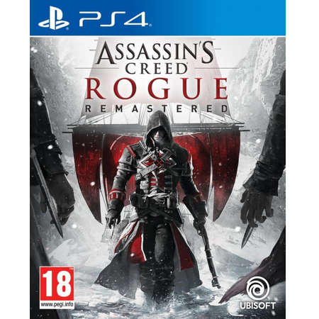 Joc consola Ubisoft Ltd ASSASSINS CREED ROGUE REMASTERED PS4