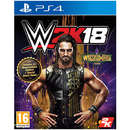 Joc consola Take 2 Interactive WWE 2K18 WRESTLEMANIA EDITION PS4