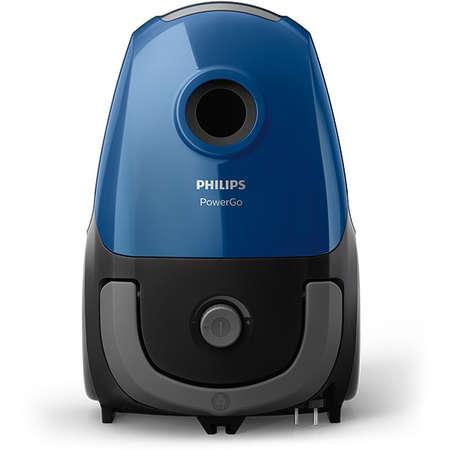 Aspirator cu sac Philips FC8245/09 PowerGo 750W 3l Albastru
