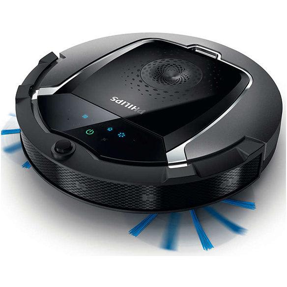 Aspirator robot FC8822/01 SmartPro Active 0.4l Gri thumbnail