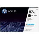 Cartus toner LaserJet original HP 87A 9000 pagini Negru