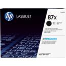 Cartus toner LaserJet original HP 87X 18000 pagini Negru
