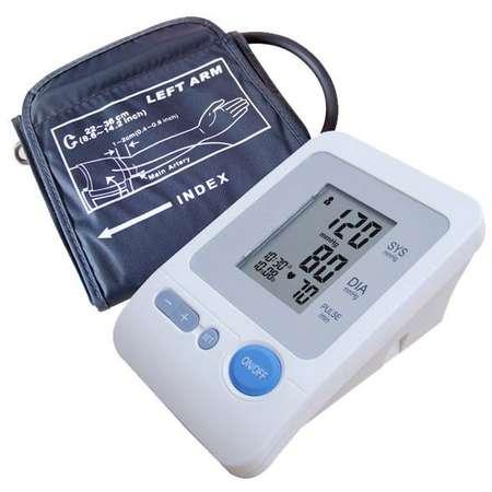 Tensiometru de brat Medicura ARM250P 120 memorii Ecran LCD Alb