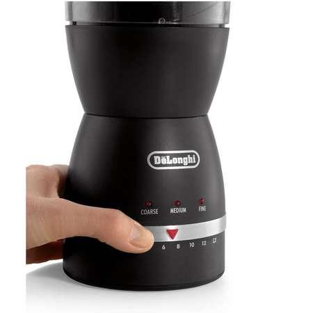 Rasnita cafea Delonghi KG49 90g 170W Negru