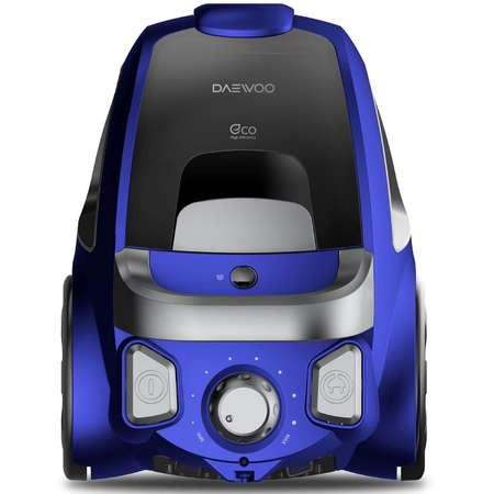Aspirator fara sac Daewoo RCC-230L/3A 2.5 litri 800W Albastru