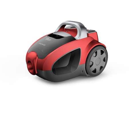 Aspirator fara sac Daewoo RCC-230R/3A 2.5 litri 800W Rosu