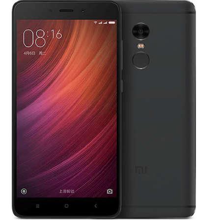 Smartphone Xiaomi Redmi Note 4 64GB 4GB RAM Dual Sim 4G Black