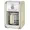 Cafetiera Ariete 1342CR/BG Vintage 0.6 litri Bej