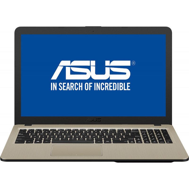 Laptop Vivobook 15 X540na-go067 15.6 Inch Hd Intel Celeron N3350 4gb Ddr3 500gb Hdd Endless Os Chocolate Black