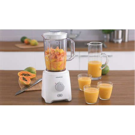 Blender Kenwood BLP402WH BlendX Fresh 1.6 litri 650W Alb