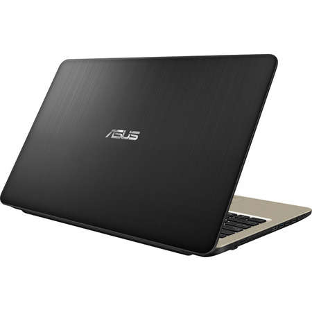 Laptop Asus VivoBook 15 X540NA-GO067 15.6 inch HD Intel Celeron N3350 4GB DDR3 500GB HDD DVDRW Endless OS Chocolate Black