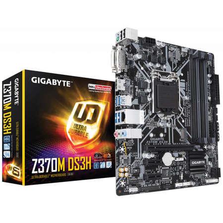 Placa de baza Gigabyte Z370M DS3H Intel LGA 1151 mATX