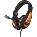 CND-SGHS1 Black / Orange