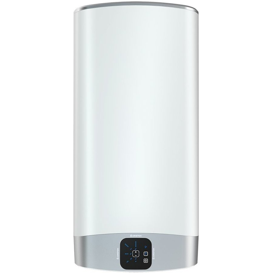 Boiler VELIS EVO 100 EU Capacitate 100 litri 2 Rezistente 1500 W Alb