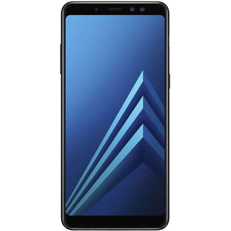 Smartphone Samsung Galaxy A8 2018 A530 32GB Single Sim 4G Black