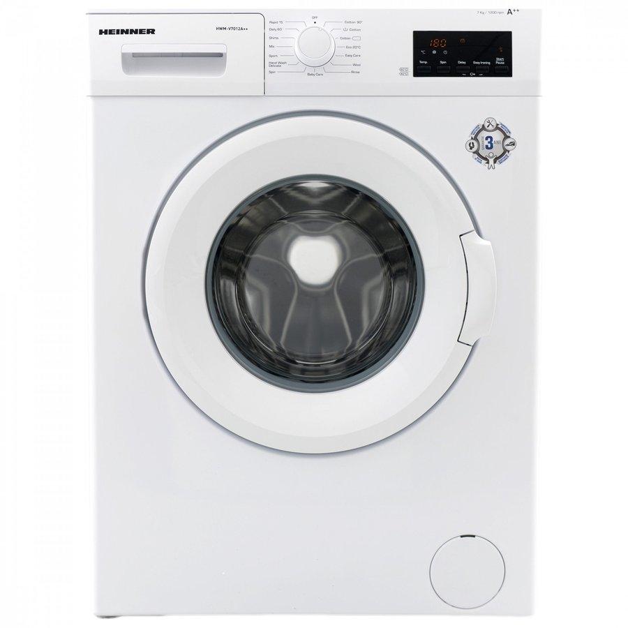 Masina de spalat automata HWM-V7012A++ 7kg 1200rpm Clasa A++ Alb thumbnail