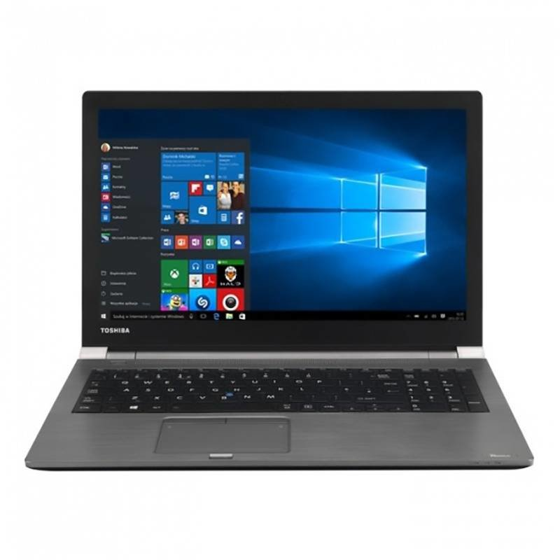 Laptop Tecra Z50-d-10e 15.6 Inch Fhd Intel Core I5-7200u 8gb Ddr4 256gb Ssd Dvdrw Windows 10 Pro Grey
