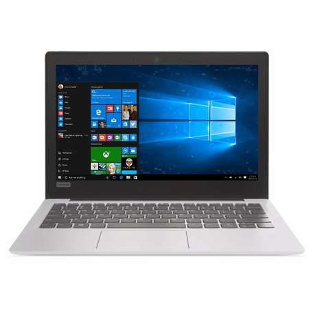 Laptop Lenovo IdeaPad 120S-11IAP 11.6 inch HD Intel Celeron N3350 2GB DDR4 32GB eMMC Windows 10 S Blizzard White