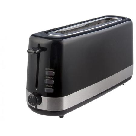 Prajitor de paine Studio Casa Black Stripe BSC181 850W