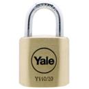 Lacat de alama Yale Y110/40/123/1 40 mm