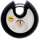 Lacat rotund din otel inox Yale Y130/70/116/1 70 mm