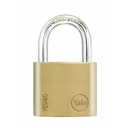 Lacat Essential cu veriga standard Yale YE1/30/115/1 30 mm