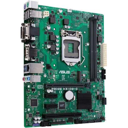 Placa de baza Asus PRIME H310M-C Intel LGA1151 mATX