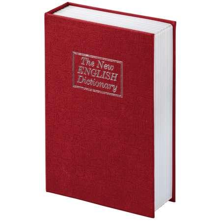 Cutie valori Hama BS-180 The New English Dictionary Rosu