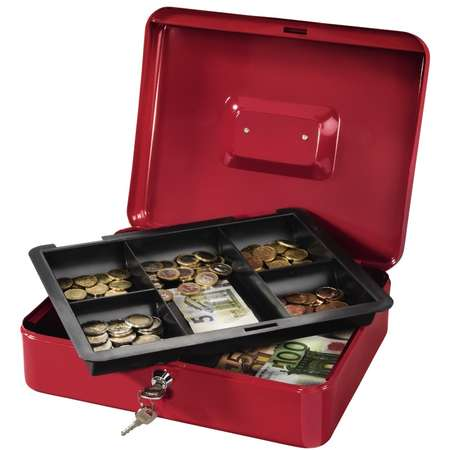 Caseta de valori Hama Cash Box Basic KC-300ND Rosu