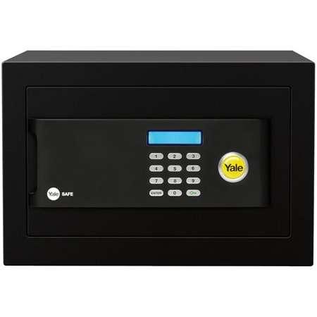 Seif Securitate Compact Yale YSB/200/EB1 Negru