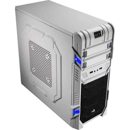 Sistem Gaming ITGalaxy Trooper AMD Ryzen 5 2400G Quad Core 3.6 GHz 8GB DDR4 GTX 1060 6GB DDR5 1TB HDD FreeDOS White