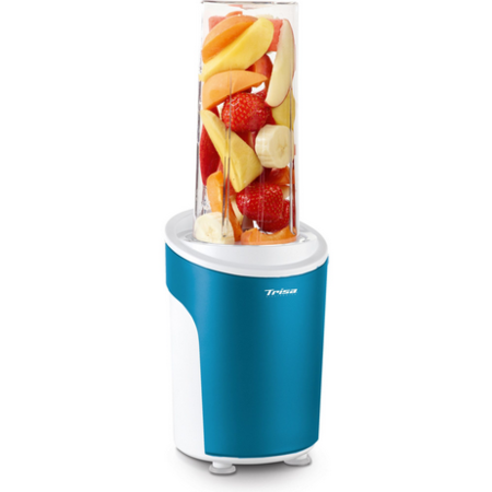 Blender Trisa 6930.12 Power Smoothie 450W Albastru