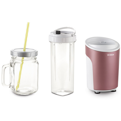 Blender Trisa 6930.87 Power Smoothie 450W Rosu