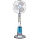Ventilator cu pulverizare apa Zass ZMF 01 Silver 75W 3.2 litri