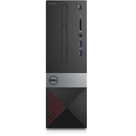 Sistem desktop Dell Vostro 3268 SFF Intel Core i5-7400 4GB DDR4 1TB HDD Windows 10 Pro Black
