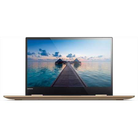 Laptop Lenovo Yoga 720-13IKB 13.3 inch UHD Touch Intel Core i7-8550U 16GB DDR4 512GB SSD FPR Window 10 Home Cooper