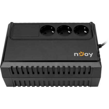 UPS nJoy Renton 650 Negru