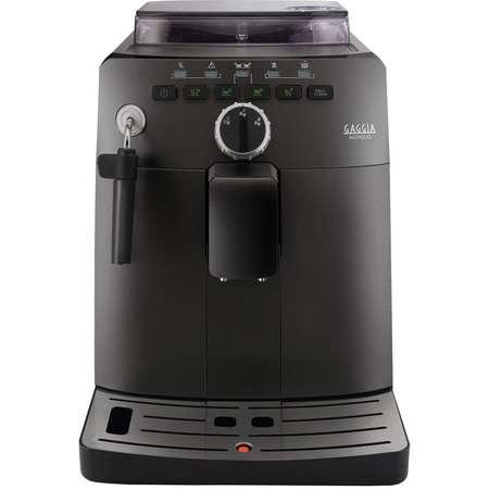 Espressor Automat Gaggia Naviglio 15 bar 1.5 Litri 1850W Negru